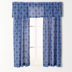 Click here to buy Star Wars Darth Vader Window Treatments.