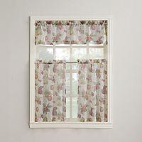 Summer Orchard Tier Kitchen Curtains