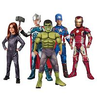 Marvel Avengers Costume Collection