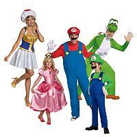 Super Mario Bros. Costume Collection