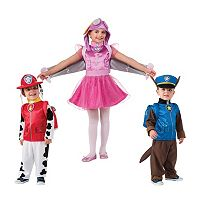 Paw Patrol Costume Collection