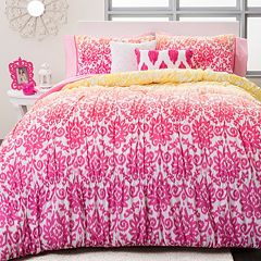 Click here to buy Seventeen Deliah Ikat Bedding Collection.