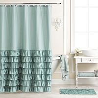 LC Lauren Conrad Shower Curtain Collection