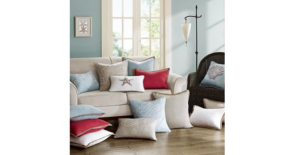 Madison Park Decorative Pillows