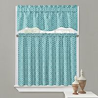 Waverly Lovely Lattice Window Treatments