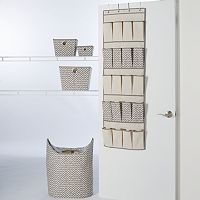 SONOMA Goods for Life™ Chevron Closet Organization Collection