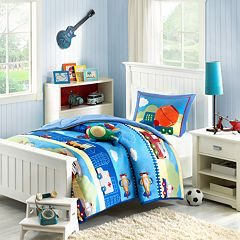 Mi Zone Kids Truck Zone Bedding Collection by