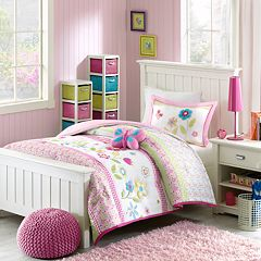 Mi Zone Kids Flower Power Bedding Collection by