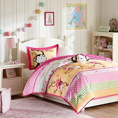 Mi Zone Kids Monkey Madness Bedding Collection by