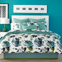 37 West Mia 300 Thread Count Comforter Collection