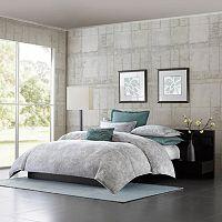 Metropolitan Home Marble Comforter Collection