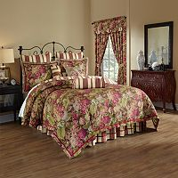 Waverly Floral Flourish Bedding Collection