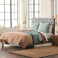 SONOMA Goods for Life™ Melrose Reversible Coverlet Collection