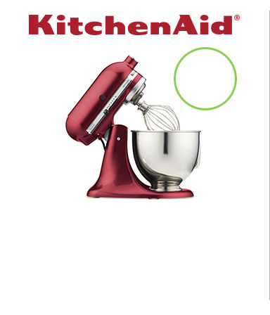 KitchenAid.