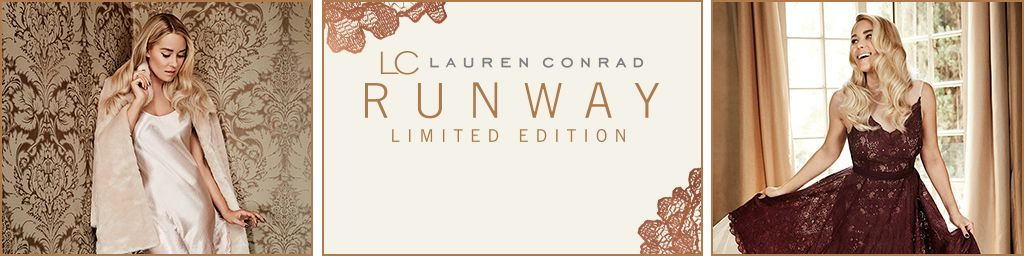 LC Lauren Conrad Runway LIMITED EDITION