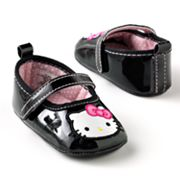 Hello Kitty Patent Mary Jane Shoes - Baby