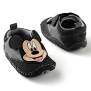 Disney Mickey Mouse Rocker Sneaker Shoes