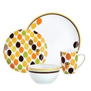 Rachael Ray Little Hoot 4-pc. Place Setting