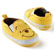 Disney Winnie the Pooh Canvas Shoes - Baby