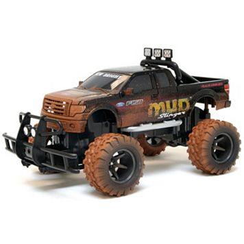 New Bright Remote Control Mud Slinger Ford F-150