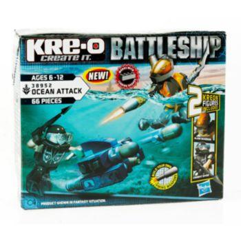 KRE-O Battleship Ocean Attack Set by Hasbro