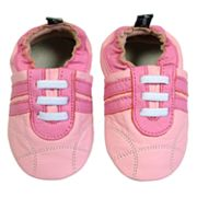 Tommy Tickle Baby Pink Leather Sport Shoes
