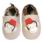 Tommy Tickle Monkey Shoes - Baby