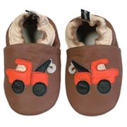 Tommy Tickle Tow Truck Shoes - Baby