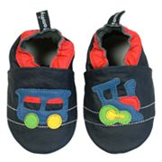 Tommy Tickle Train Shoes - Baby