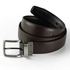 Dockers® Stitched Reversible Leather Belt