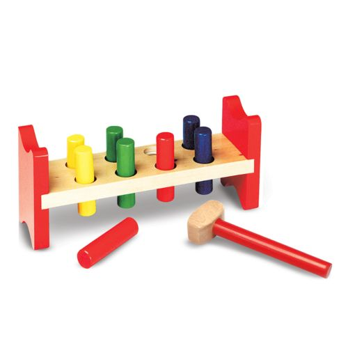 Melissa and Doug Pound-a-Peg