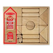 Melissa and Doug Standard Unit Block Set