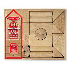 Melissa & Doug Standard Unit Block Set