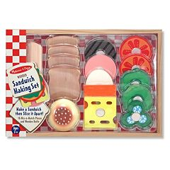 Melissa & Doug Sandwich Making Set
