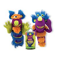 Melissa & Doug Make Your Own Monster Puppet Set