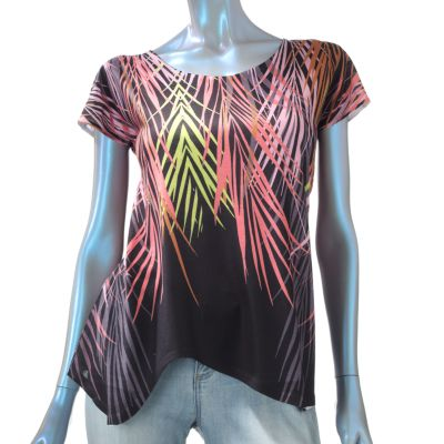 Rock and Republic Palm Leaf Top
