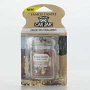 Yankee Candle simply home Car Jar Ultimate Sandcastles Air Freshener