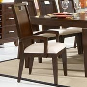 HomeVance 2-pc. Table Arm Chair Set
