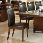 HomeVance 2-pc. Table Chair Set
