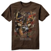 Old Country Outfitters Whitetail Tee - Big and Tall