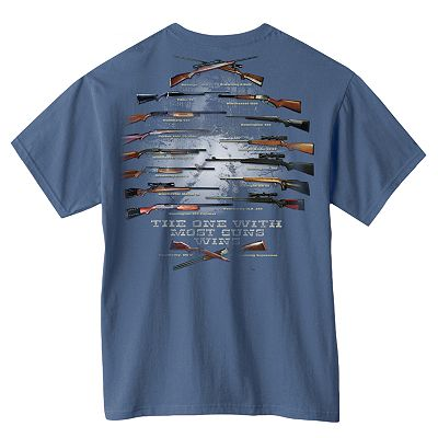 Old Country Outfitters Most Guns Tee - Big and Tall