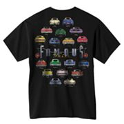 Old Country Outfitters Famous Tails Car Tee - Big and Tall