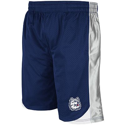 Colosseum UConn Huskies Vector Basketball Shorts
