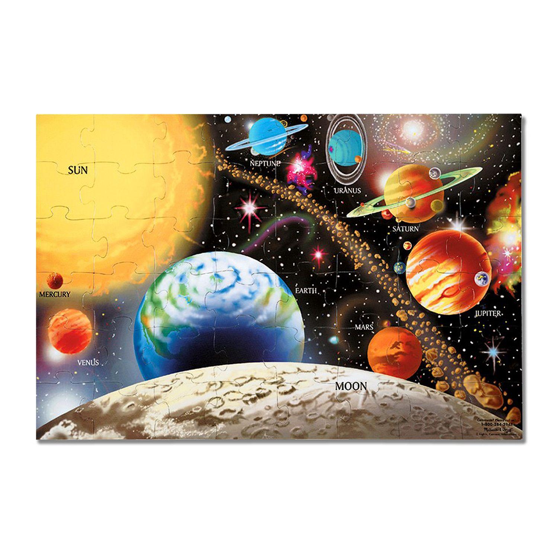 Melissa U0026 Doug Solar System Floor Puzzle