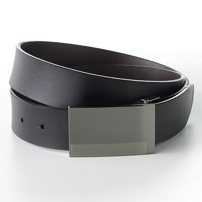 Apt. 9 Reversible Leather Belt