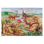 Melissa & Doug Dinosaurs Floor Puzzle