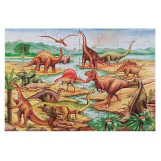 Melissa and Doug Dinosaurs Floor Puzzle