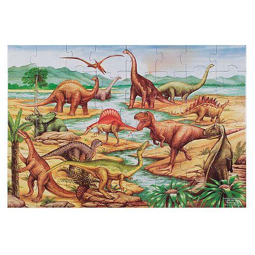 melissa and doug dinosaurs floor puzzle vz doo online store