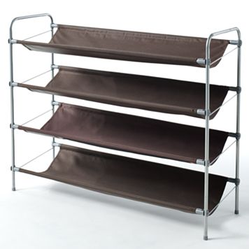 neatfreak 4-Tier Fashion Shoe Shelf