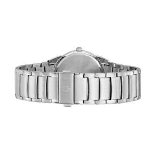 Bulova Dress Classic Stainless Steel Watch - 96B149 - Men